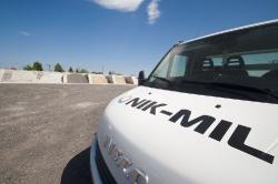Nik Mil Legnica - auto firmowe